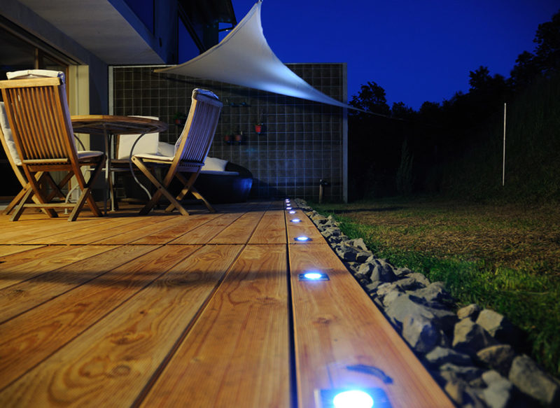 Outdoor Electrical Installation