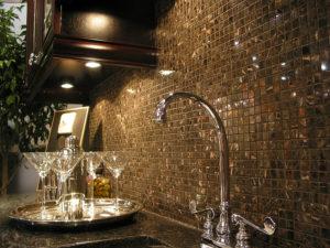 potlights kitchen bar
